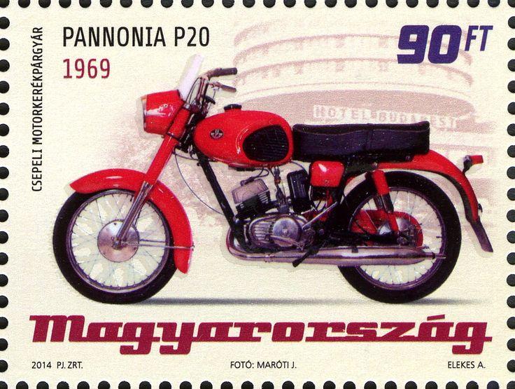Pannonia P20 1969
