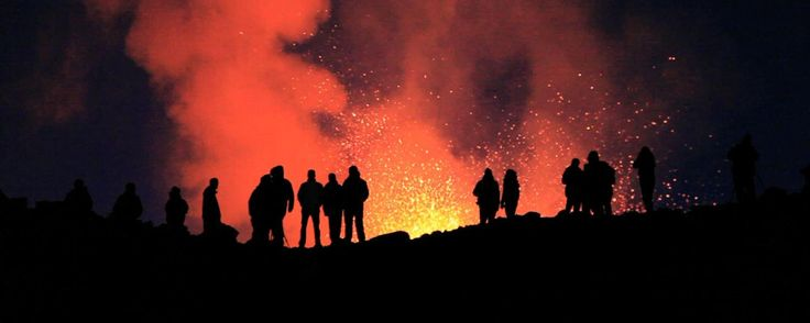 Zbadanie wpływu zmian klimatu wywiera na lodowce i wulkany Islandii.