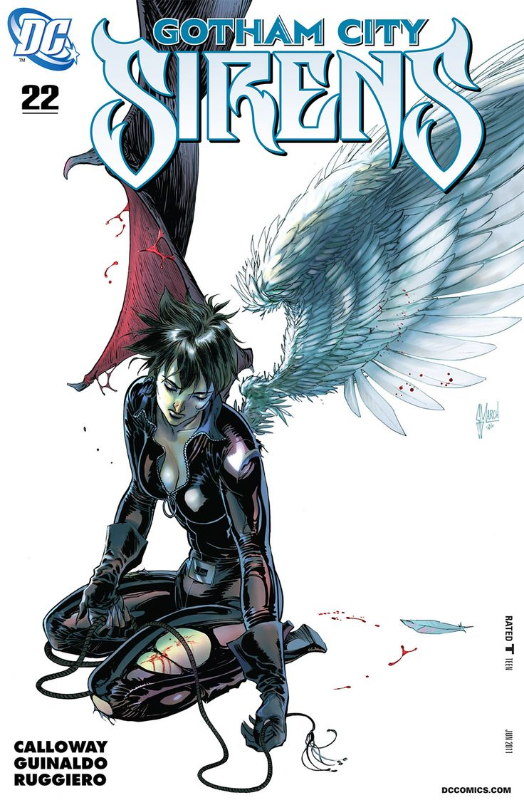 Gotham City Sirens Issue #22 - Read comic online in high quality