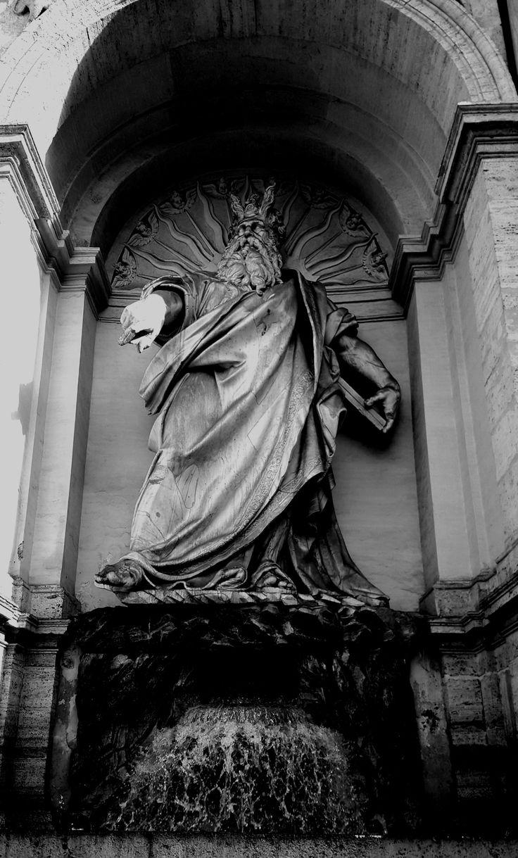 Neptune statue at Rome
