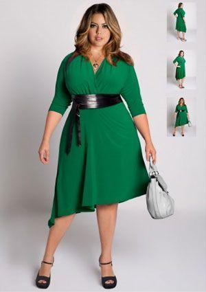 Apple Shape Dresses - From Catherine Big beautiful curvy real women ...