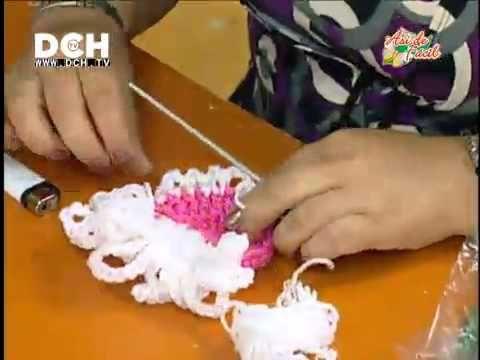 Campanas de navidad tejidas a crochet youtube v deo de - Adornos navidenos ganchillo patrones ...
