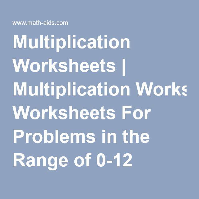 0 12 Worksheets. Online Math 1 Vertical. 10 Best Images Of Chart 0 ...