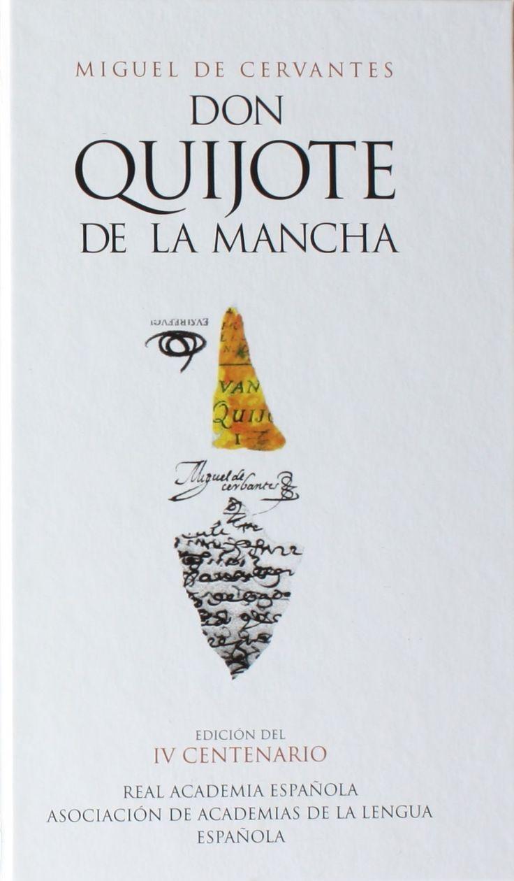 Don Quijote de la Mancha / Miguel de Cervantes ; [edición y notas de Francisco Rico]. -- [Edición no venal para Canarias]. -- Madrid : Alfaguara, [2005]. Contiene además: Una novela para el siglo XXI / Mario Vargas Llosa. La invención del Quijote / Francisco Ayala. Cervantes y el Quijote / Martín de Riquer. La lengua de Cervantes y el Quijote / José Manuel Blecua... [et al.]  http://absysnetweb.bbtk.ull.es/cgi-bin/abnetopac01?TITN=328035
