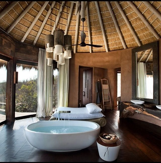Contemporary Bathrooms South Africa your very private spa.. | boracay - tropical house design