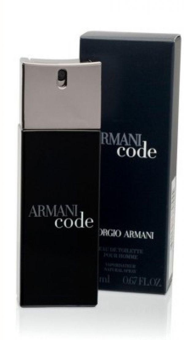 Armani Code Eau De Toilette from Flipkart