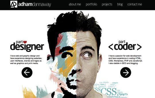 portfolio design inspiration - Buscar con Google