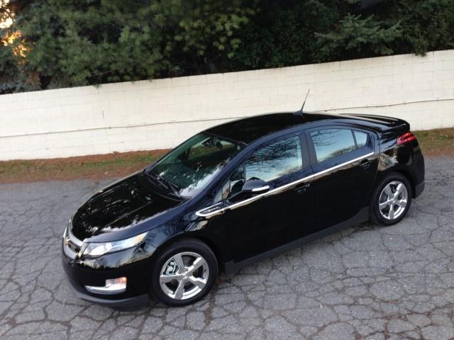 2013 #Chevrolet Volt