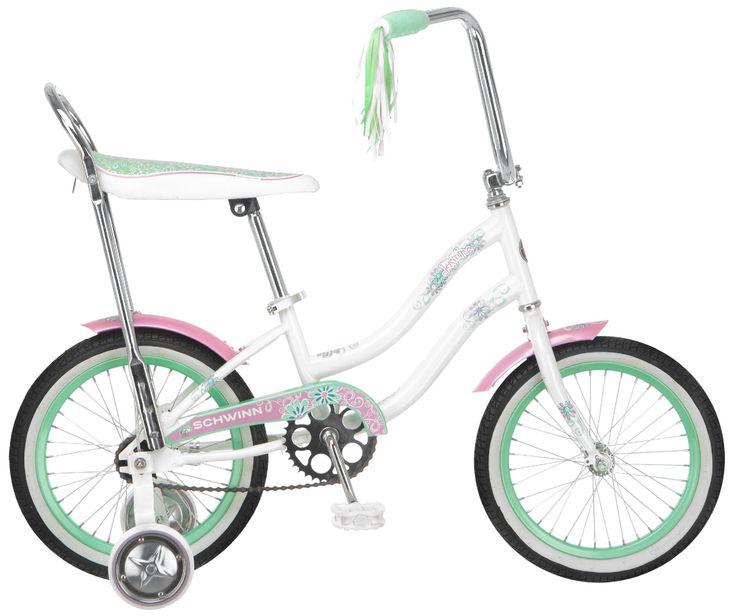 """Schwinn 16"""" Girl's Jasmine Bike"""