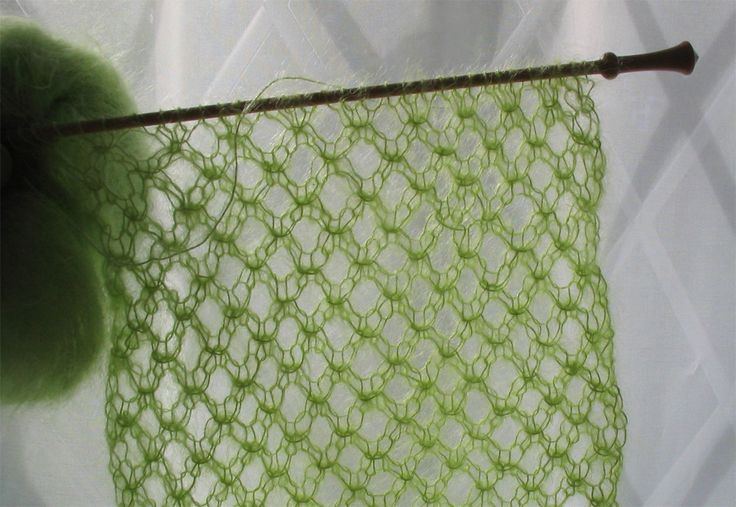 189 best images about knit lace stitches on Pinterest ...