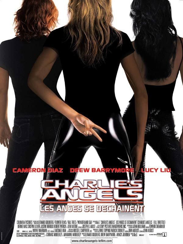 Charlie's Angels : Les anges se déchaînent [Charlie's Angels : Full Throttle] - McG