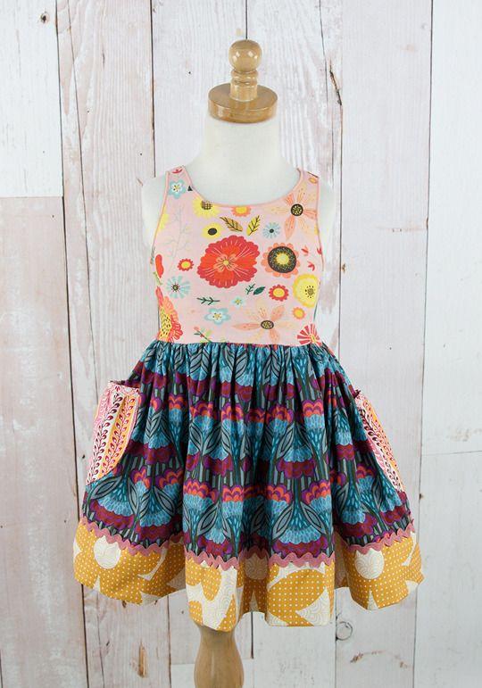 Matilda Jane Platinum HIGHTIDE BALLET TANK DRESS $70.00 | Code: P15JD15