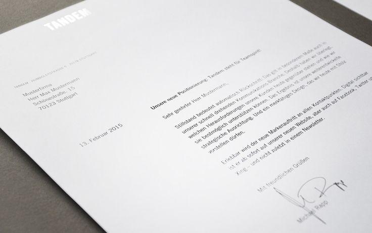 Tandem – Vereinte Kraft