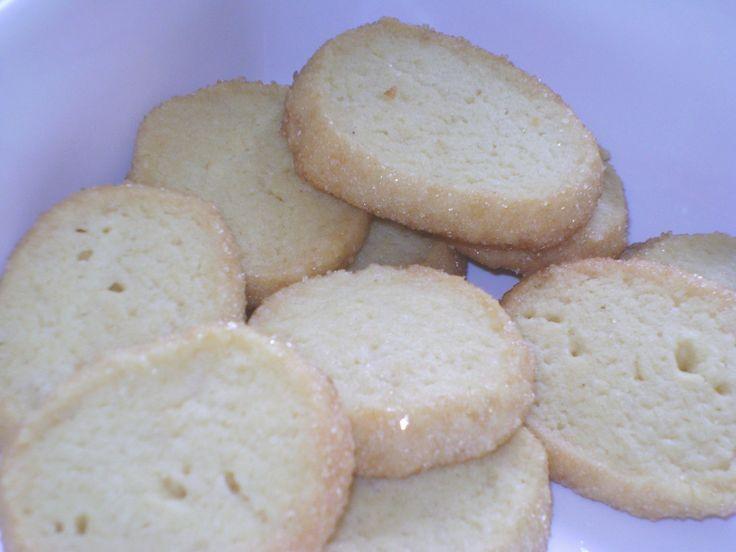 Skót vajas keksz