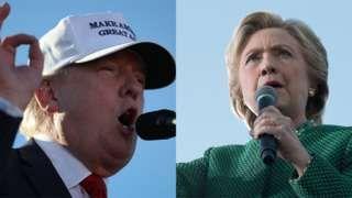 Image copyright                  Getty Images y AP                  Image caption                                      La región podría sentir diversas consecuencias tras las elecciones del 8 de noviembre en este país, gane Hillary Clinton o Donald Trump.                                ¿Un muro en la frontera con México? ¿Renegociar pactos comerciales? Alg