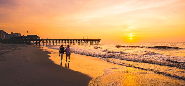 La Carolina del Sud ti dà il benvenuto | Vacanze Charleston, Myrtle Beach