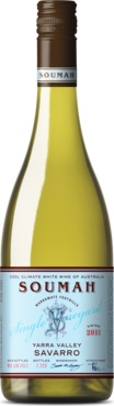 SAvagnin, 2011 Savarro from Soumah in the Yarra Valley