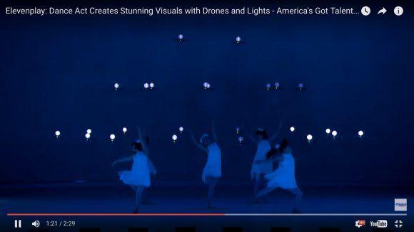 バレエ、ヒップホップ、ブレイクダンスやポールダンスなど、世の中には様々な種類のダンスがあるが、あなたは「ドローンと一緒に踊るダンス」を見たことはあるだろうか。 …