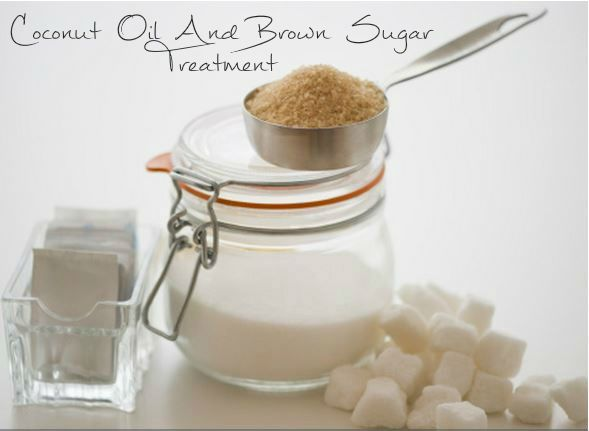 Coconut Oil and Brown Sugar Treatment For Hair  Read the article here - http://www.blackhairinformation.com/hair-care-2/hair-treatments-and-recipes/coconut-oil-brown-sugar-treatment-hair/ #coconutoil #hairtreatmentsandrecipes