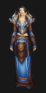 Aldor Regalia - Transmog Set - World of Warcraft
