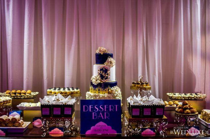 Sweets Table - The Art of Cake - Dessert Bar - Oasis Centre - Jennifer Bergman Weddings