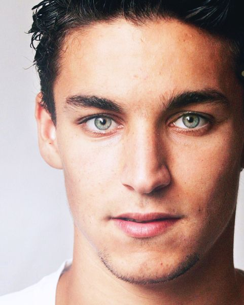 Jesús Navas, the footballer with the gorgeous eyes.