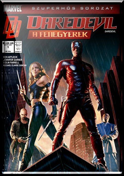 Watch->> Daredevil 2003 Full - Movie Online