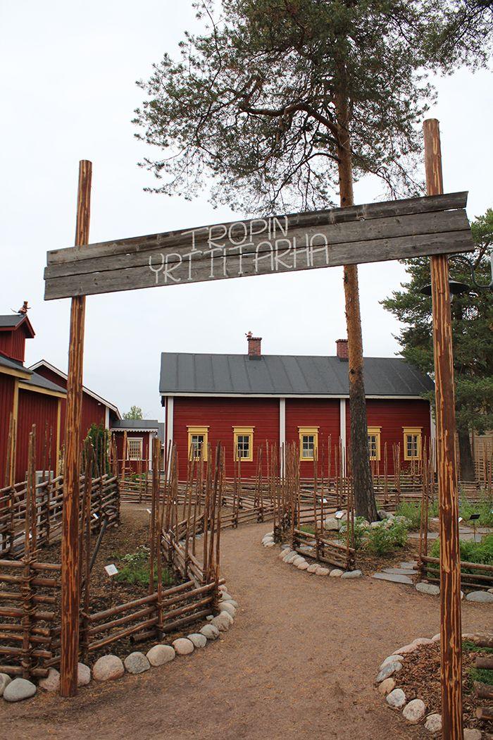 Tropin yrttitarha. Koiramäki - Doghill @ Särkänniemi #sarkanniemi #tampere, visit: http://www.sarkanniemi.fi