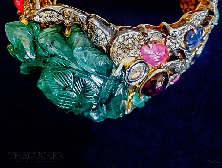 Twiga è la tradizione di meravigliosi gioielli indiani. Presente anche in uno d…