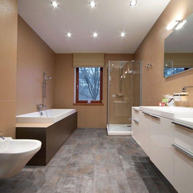 1000 ideas about waterproof flooring on pinterest dark for Waterproof bathroom flooring