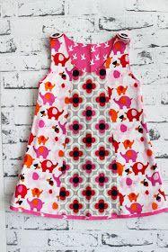 PechSchwefel: Selbermacher-Kleidchen - kostenlose Nähanleitung