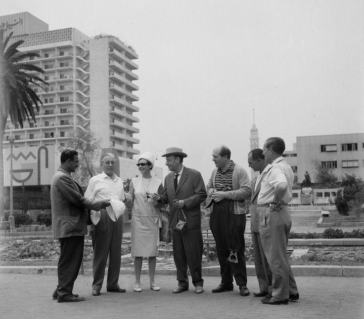 Egyiptomi történet (1962) - Magyar Fotóarchívum HD