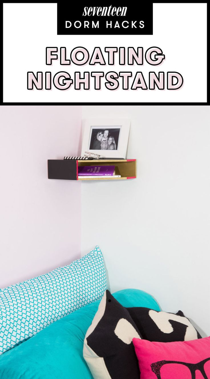 Design The Dorm Everyone Wants To Hang Out In And Make Room For All Your Stuff With These Cheap And Easy Diy Dorm Decor And Storage Ideas