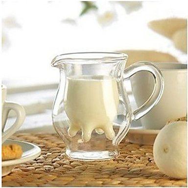 Leite Teat Estilo de camada dupla de vidro 200ml de leite – BRL R$ 31,17