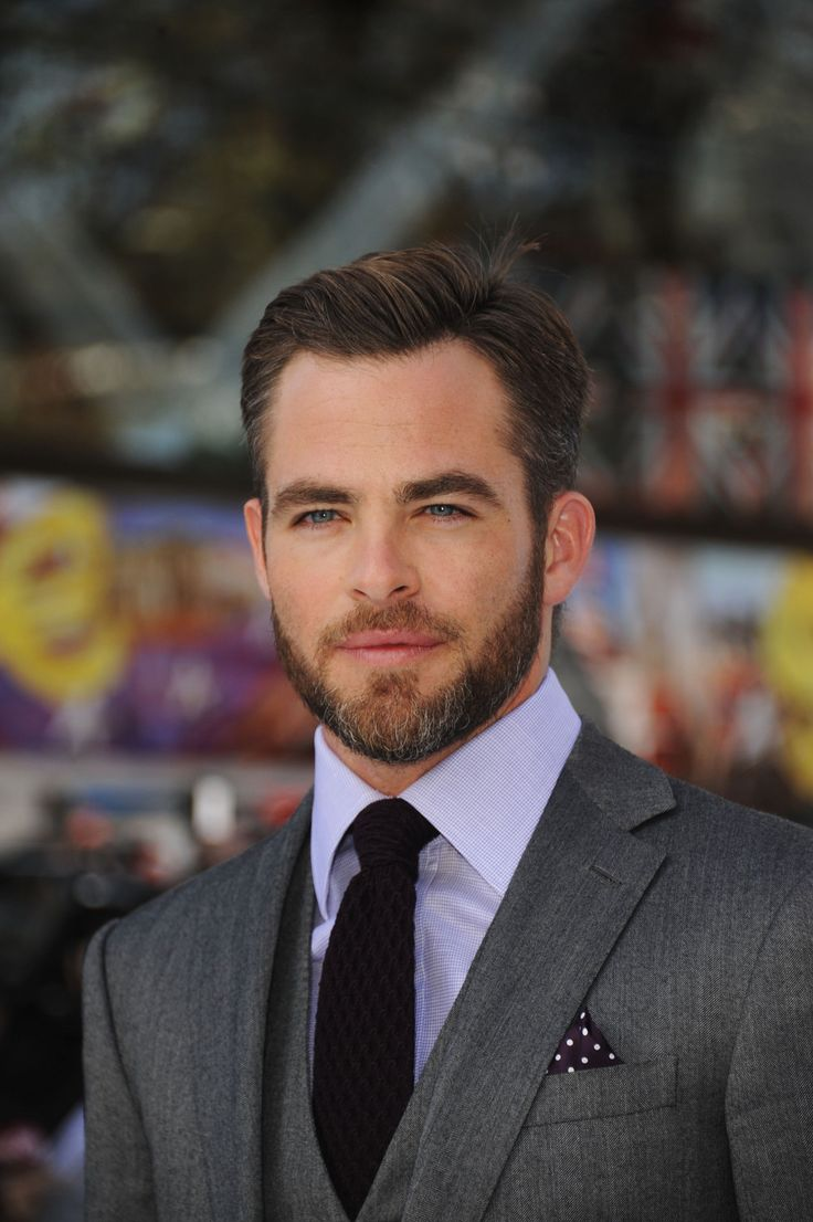 This Is Proof That All Celebrity Men Should Grow A Beard Immediately