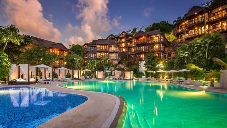 Capella Marigot Bay, St. Lucia, is the Next Best Thing to Heaven