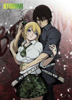 "Manga: Reseña del anime ""BTOOOM!"" (ブトゥーム!) de Yowu Entertainment."