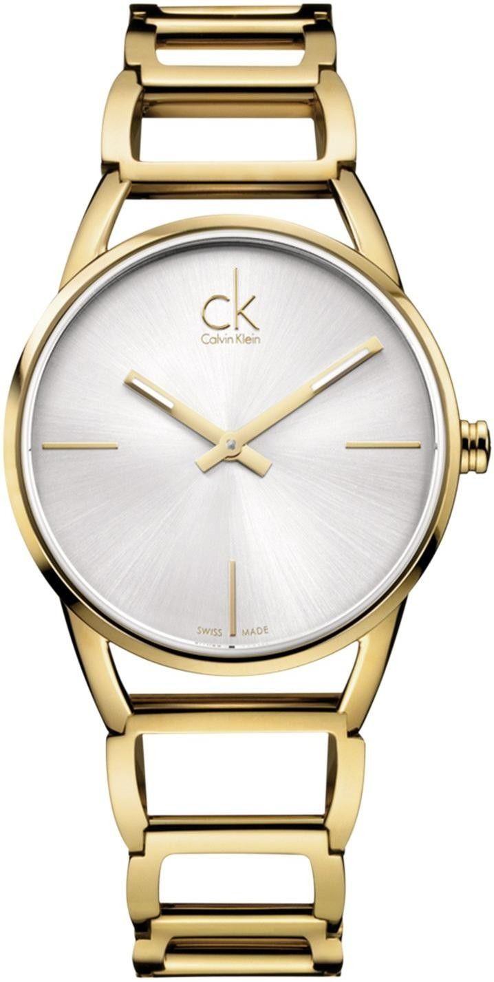 Calvin Klein Stately K3G23526 Damenarmbanduhr Design Highlight