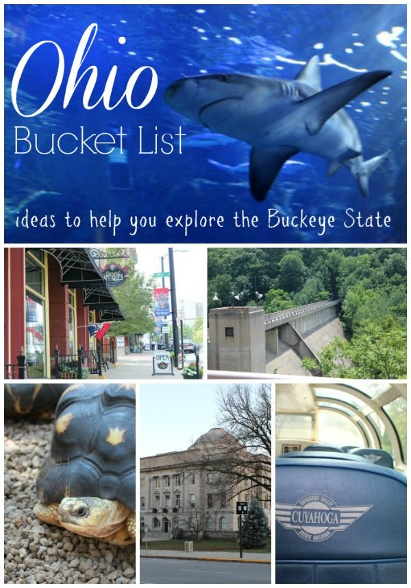 Looking for things to do in Ohio?