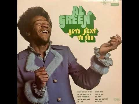 Rhythmic Horizons Al Green Tired Of Being Alone Music 2019