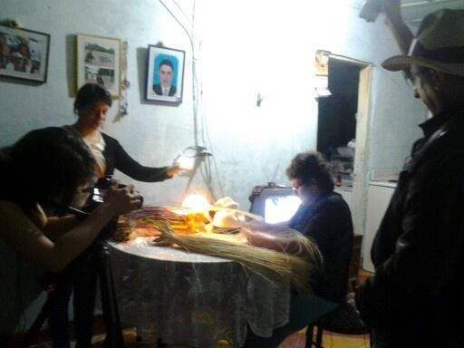 Un equipo luminotécnico de 1era calidad #culturaalaire