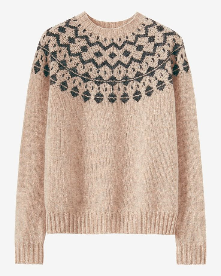 52 best Inspiration: Pullovers images on Pinterest | Knitting ...