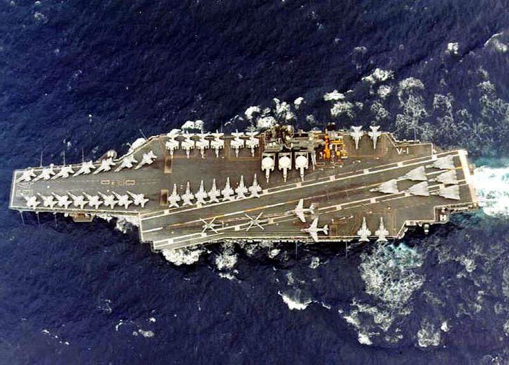USS Constellation (CV-63)