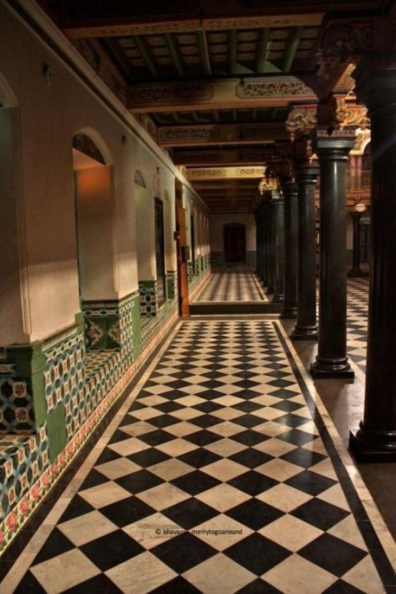 77 best images about athangudi tiles on pinterest house for Traditional flooring