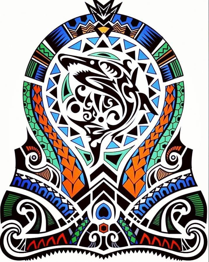 Pin By Nina Taisho On Tattoo Ideas In 2020 Half Sleeve Tattoos Designs Half Sleeve Tattoos Color Polynesian Tattoo Designs