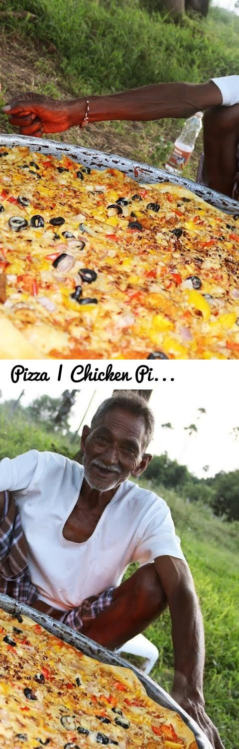 Pizza | Chicken Pizza | Chicken Pizza Cooking by our grandpa for 100 Orphan kids... Tags: pizza, chicken pizza, chicken pizza by grandpa, domino's pizza, pizza recipe, how to make pizza, How to make Pizza at home, dominos pizza, pizza hut, Dominos Chicken Pizza Recipe, Pizza dough recipe, Pizza sauce recipe, chicken tikka pizza recipe, homemade pizza recipe, grandpa, chicken pizza at home, How to BBQ Pizza, homemade pizza, Spicy Chicken Pizza, pizza toppings, pizza for orphans, chicken pizza…