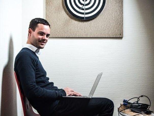 Mathieu Nebra - OpenClassroom. Les 10 jeunes Français les plus innovants en 2015 selon le MIT - L'Express L'Entreprise