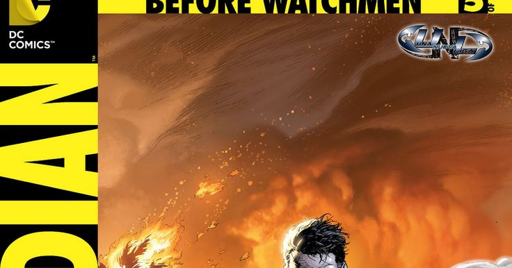 Before Watchmen: Comedian (six issues) Writer: Brian Azzarello. Artist: J. G. Jones La historia revela la historia del Comediante con la familia Kennedy durante sus hazañas en la violenta Era de Vietnam.    BEFORE WATCHMEN THE COMEDIAN # 6 DE 6 [ESPAÑOL]  BEFORE WATCHMEN THE COMEDIAN # 5 DE 6 [ESPAÑOL]  BEFORE WATCHMAN THE COMEDIAN # 4 DE 6 [ESPAÑOL]  BEFORE WATCHMAN THE COMEDIAN # 3 DE 6 [ESPAÑOL]  BEFORE WATCHMEN THE COMEDIAN # 2 DE 6 [ESPAÑOL]  BEFORE WATCHMAN THE COMEDIAN # 1 DE 6…