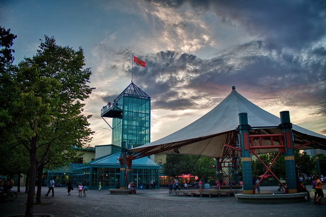 """The Forks, Winnipeg"" MB by AJ Batac, via Flickr"