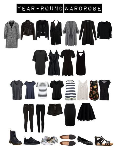 """""""Year-round Capsule Wardrobe 30"""" by toukotakku on Polyvore featuring Verpass, New Look, Noisy May, WithChic, The Row, Oasis, Free People, J Brand, River Island and Miss Selfridge"""